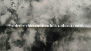 300t 50dx50d 100% Polyester Pongee Milky Fabric pictures & photos