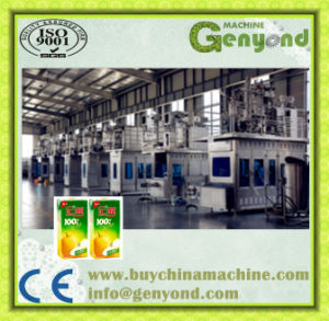 Fruit Juice Aseptic Carton Brick Filling Machine pictures & photos