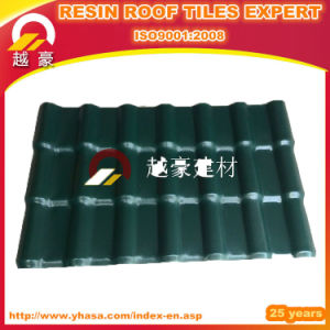 UV-Protection ASA Synthetic Resin Roof Tile pictures & photos
