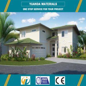 Yuanda Luxury Prefab House Building Prefabricated Villa pictures & photos