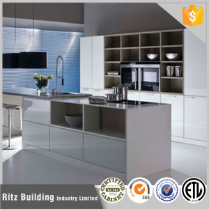 Good Design Shaker Style Acrylic Kitchen Cabinet pictures & photos