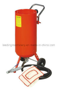 20gallon Sand Blaster Portable Air Sandblaster High Pressue Tank pictures & photos