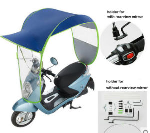 Universal Dirt E Electric Bike Bicycle Scooter Sun Rain Roof pictures & photos