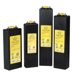 High Performance 2V 200ah Tubular BS Forklift Battery pictures & photos