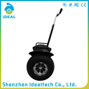Unfolded 17 Inch Self Balance Board Electric Stand Scooter pictures & photos