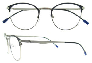 Latest Design Optical Eyewearfashion Stainless Eyeglass Glasses pictures & photos