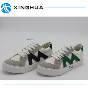 Canvas Shoes Casual Shoes Good Price pictures & photos
