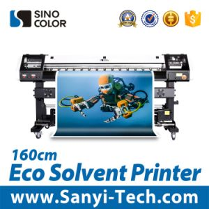 Eco Solvent Ink Sinocolor Storm Sj-640I Eco Solvent Printer with 1440 Dpi pictures & photos
