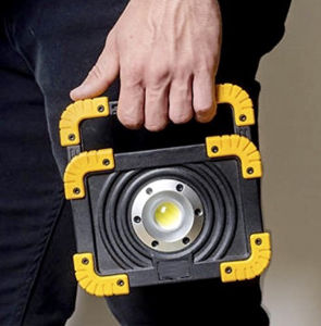Portable High Pressure Rechargeable LED Flood Light Outdoor pictures & photos