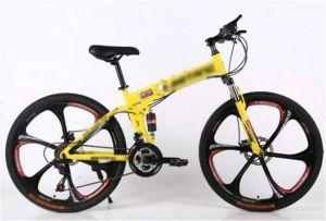 Hi-Ten Steel Frame 700c Single Speed Mountain Bicycle pictures & photos