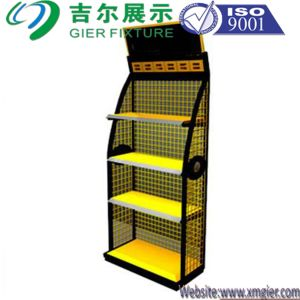 Four Layer Pop Display Shelf for Supermarket and Exhibition/Advertising (SLL07-D014) pictures & photos