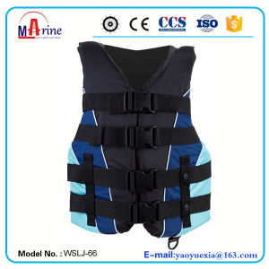 Water Ski Women′s Ce Approved Life Vest pictures & photos