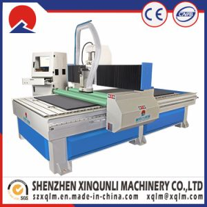 Sofa Factory 7.5kw Splint CNC Cutting Machine pictures & photos
