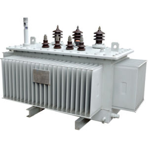 10kv Three-Phase Stereo Roll Iron Core Oil-Immersed Distribution Transformer pictures & photos
