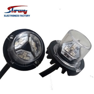 Police Warning Car LED Hideaway Kits 9 Strobe Lights (LED367) pictures & photos