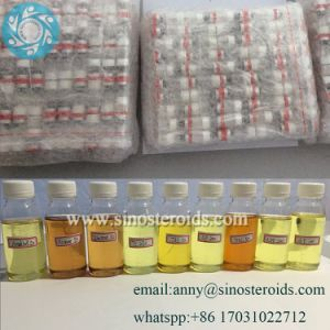 Pharmaceutical Grade Test Steroids 315-37-7 Injectable Anabolic Steroid Testosterone Enanthate pictures & photos