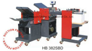 New Products 2016 Innovative Product Creative Paper Folder Machine Bulk Buy From China Hb 382sbd pictures & photos