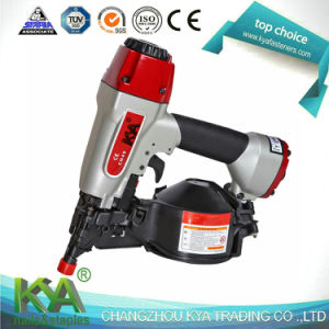 Cn45 Pneumatic Coil Nailer for Packaging, Construction, Pallet pictures & photos