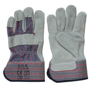 Protective Safety Workers Working Gloves with En 388 pictures & photos