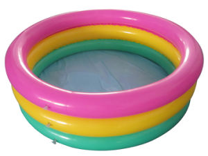 Inflatatble 3-Ring Pool