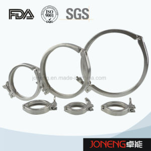 Stainless Steel Food Processing Light Type Clamp (JN-CL2001) pictures & photos