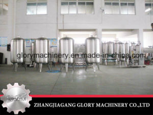 Mechanical Active Carbon Filter Tank for Water Treatment Plant pictures & photos
