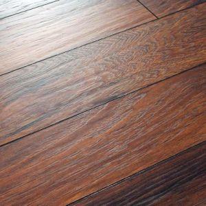 8/12mm Thick Matt Surface Laminate Flooring pictures & photos