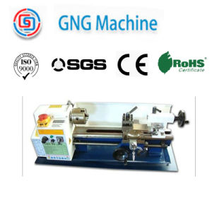 High Precision Mini Engingeers Hobby Metal Bench Lathe pictures & photos