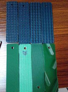 Custom Polyester Conveyor Belt Green PVC Belt Industrial Belt Conveyor Belt pictures & photos