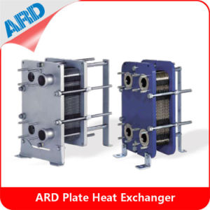 Ab10 Series Gasket Plate Heat Exchanger NBR/EPDM Heat Exchanger pictures & photos