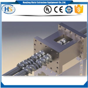 Screw and Barrel for Plastic Extruder Machine pictures & photos