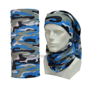 Custom Logo Multifunctional Microfiber Hip Hop Headwear 100% Polyester pictures & photos