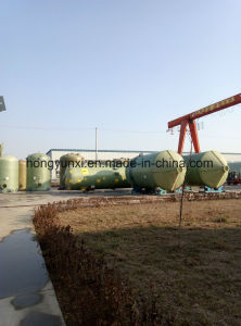 Water and Wastewater Treatment Used FRP Tanks pictures & photos