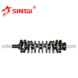 Casting Steel Crankshaft for Mercedes Benz Om366 3660301102/3660300702 pictures & photos