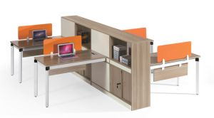 Modern Office Desk 4 Person Workstation Office Furniture pictures & photos