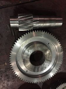 High Quality Industrial Precision Transmission Helical Gear