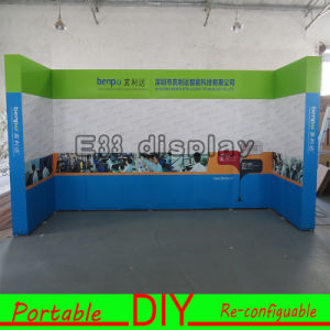 2016 Hot Sale Aluminum Portable Modular Trade Show Exhibition System pictures & photos