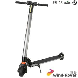 6.5inch Aluminium Alloy Two Wheel Folding Skateboard Cheap Electric Skateboard pictures & photos