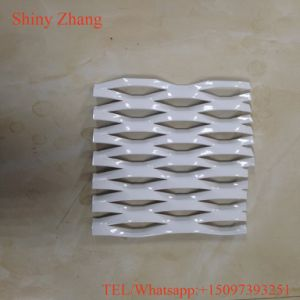 High Performance Galvanized/ Aluminum /Stainless Steel Decorative Expanded Mesh pictures & photos