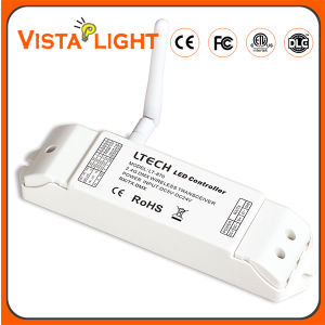 Universal DC5V-DC24V DMX Controller Wireless Transceiver for LED Products pictures & photos