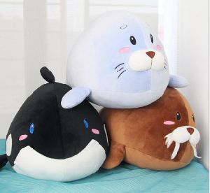 Cute Plush Soft Stuffed Sea Animal Doll Toys pictures & photos