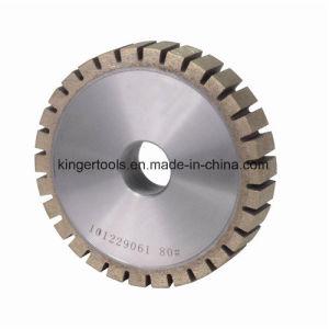 Standard and Segmented Diamond Flat Edge Wheel--Processing Glass