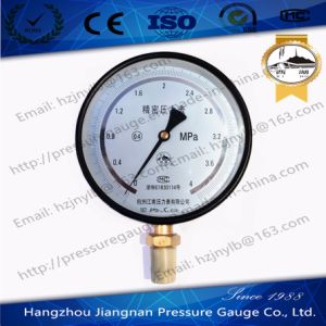 4MPa Precision Pressure Gauge pictures & photos