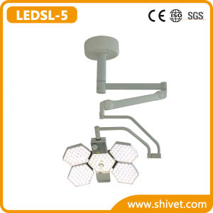 Veterinary Shadowless Operating Lamp (LEDSL-5) pictures & photos