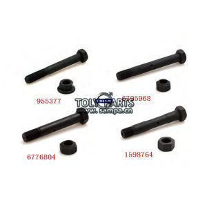 Leaf Spring Bolt for Volvo Man Benz Iveco Daf Scania Renault pictures & photos