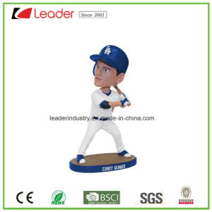 Hand Painted Polyresin Crafts Bobblehead Figurines for Souvenir and Promotional Gifts pictures & photos