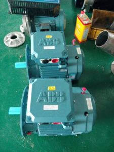 Centrifugal Blower Fan Belt Driven with ABB Motor pictures & photos