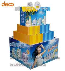 Creative Cardboard Display Stand Paper Display for Advertising pictures & photos