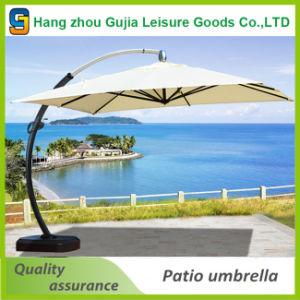 Large Rain 3mx3m Straight Garden Umbrella pictures & photos