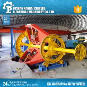 Coaxial Network Electric Wire Cable Making Machine pictures & photos